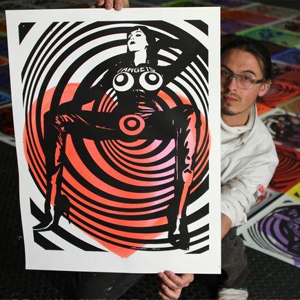 Camilo Pardo Art Print - Open Targets
