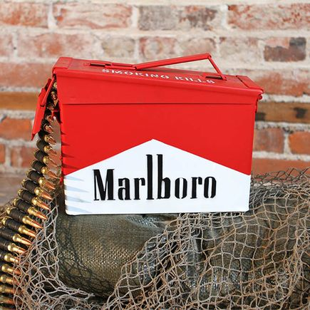 Dan Armand Original Art - Marlboro