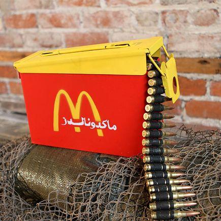 Dan Armand Original Art - McDonalds