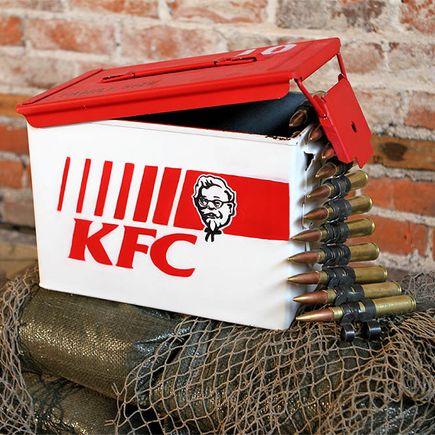Dan Armand Original Art - KFC