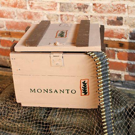 Dan Armand Original Art - Monsanto