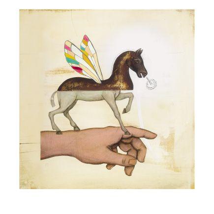 Daniel Chang Art Print - Horsefly