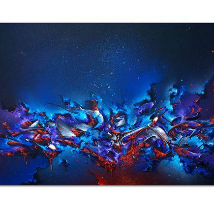 Does Original Art - Skyfall - Original Painting