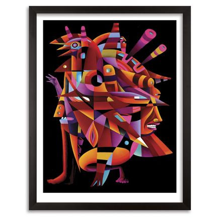 Doze Green Art Print - Marduk - Limited Edition Prints