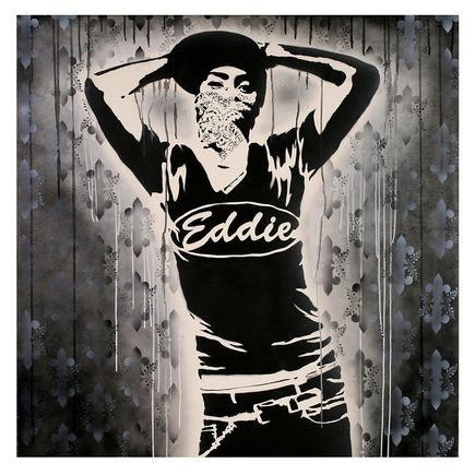 Eddie Colla Original Art - Eddie