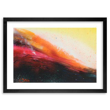 Estria Art Print - Kumulipo 4