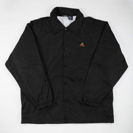 French Clothing - Pizza Jacket - Black