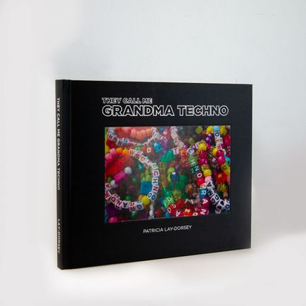 1xRUN Editions Book - They Call Me Grandma Techno - Book