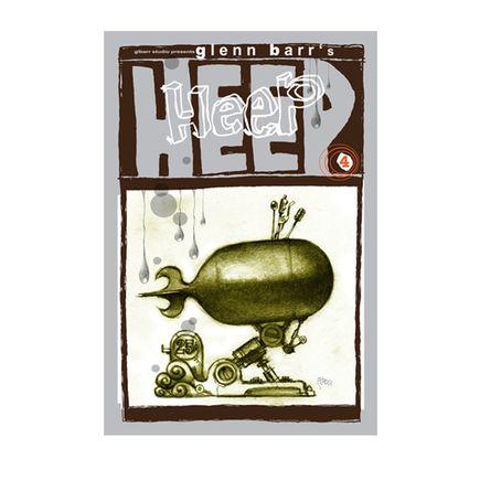 Glenn Barr Book - Heep #4