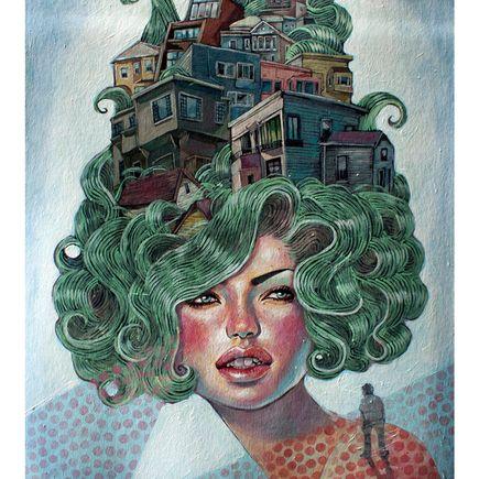 Serge Gay Jr. Art - Hair Dress