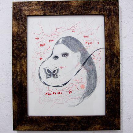 Ritsuko Shudo Original Art - It's Me