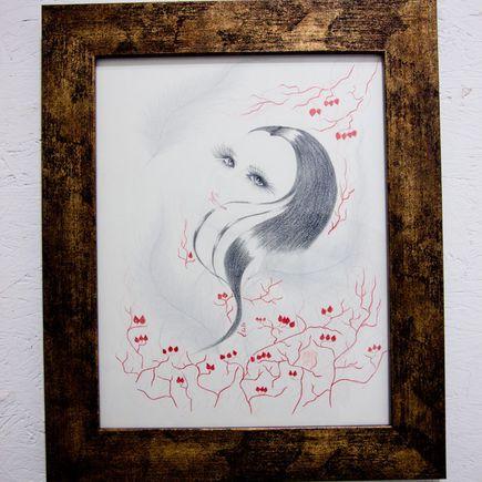 Ritsuko Shudo Original Art - Princess Odette