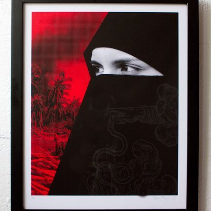 Dan Armand Original Art - The Serpent's Gift - Limited Edition Prints