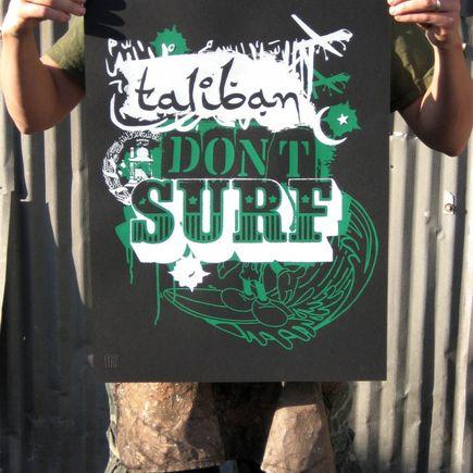 JRF Art - Taliban Don't Surf