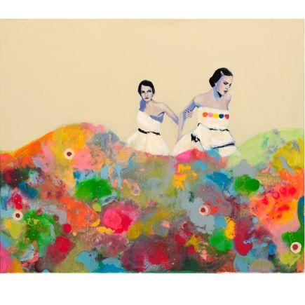 Joshua Petker Art Print - Dont Walk Away