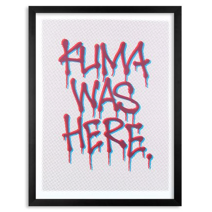 Kuma Art - Kuma Was Here - Limited Edition 3D Prints