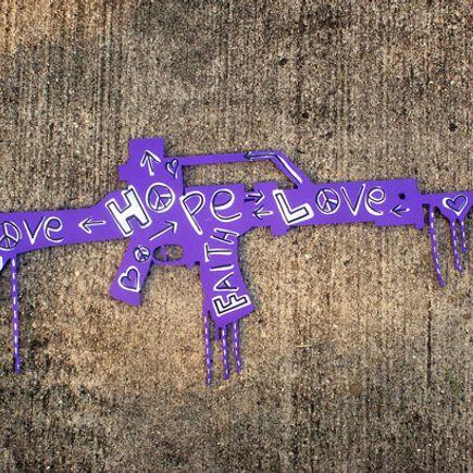 Nobody Art - Love Guns