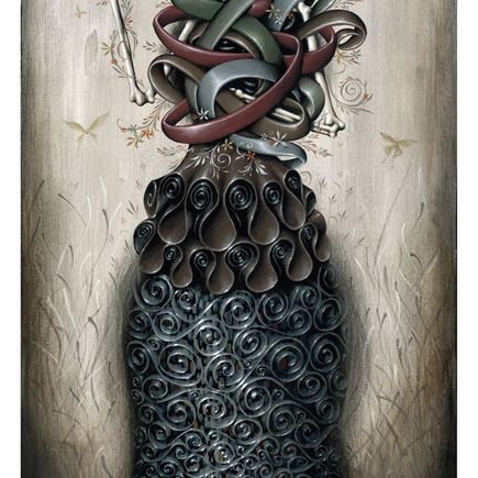 Jason Limon Art Print - Luna
