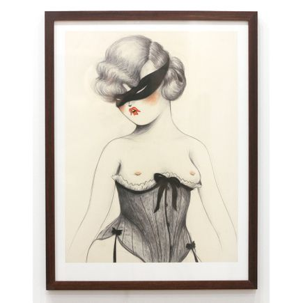 Miss Van Art Print - Wild At Heart 18