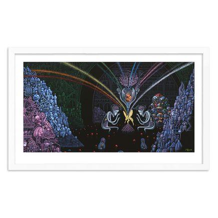 Nathan Spoor Art Print - In Cupid's Shadow