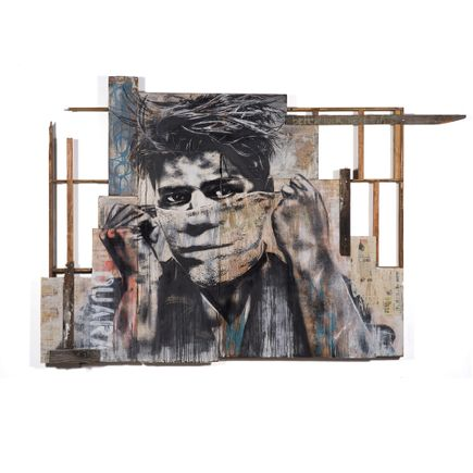 Eddie Colla Original Art - Quarantine
