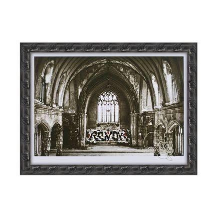 Revok Art Print - Sacrilege - Limited Edition Print