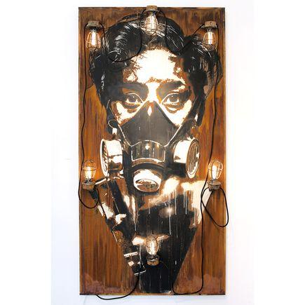 Eddie Colla Original Art - Sanctuary - Eddie Colla