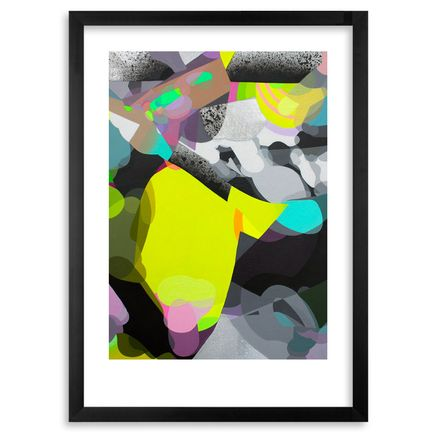 SatOne Art Print - Honeycomb1