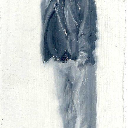 Brett Amory Original Art - Lil Homies - 42