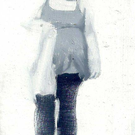 Brett Amory Original Art - Lil Homies - 46