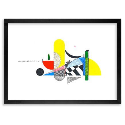 Xuan Alyfe Art Print - Word