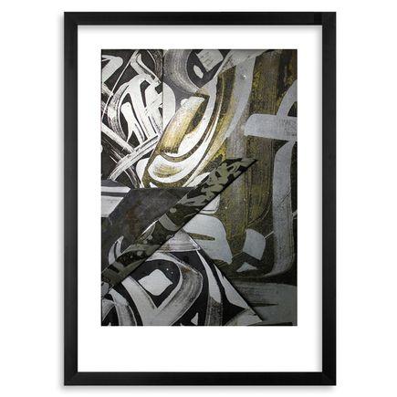 Vincent Abadie hafez-Zepha Art Print - Metamatrice1
