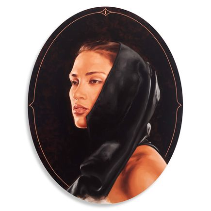 Aaron Nagel Original Art - Royalty II - Original Artwork