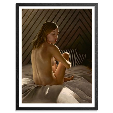 Aaron Nagel Art Print - Surface