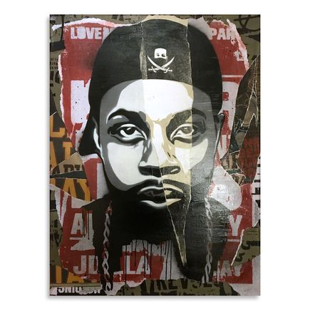 Abcnt Original Art - Detroit-ILLA