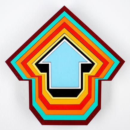 Tavar Zawacki Art - Arrow Pulse Aloha