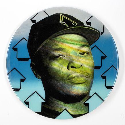 Tavar Zawacki Original Art - Cut The Record - Dr. Dre - Original Artwork