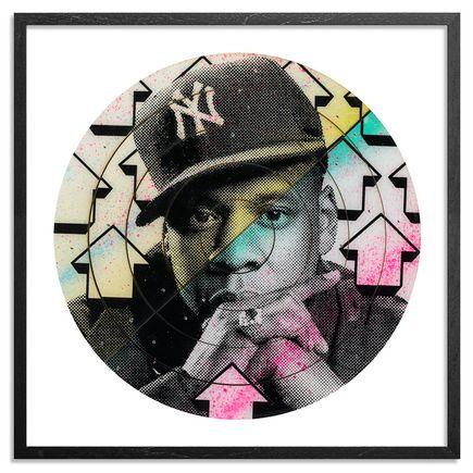 Tavar Zawacki Art Print - Cut The Record - Jay-Z - Limited Edition Prints