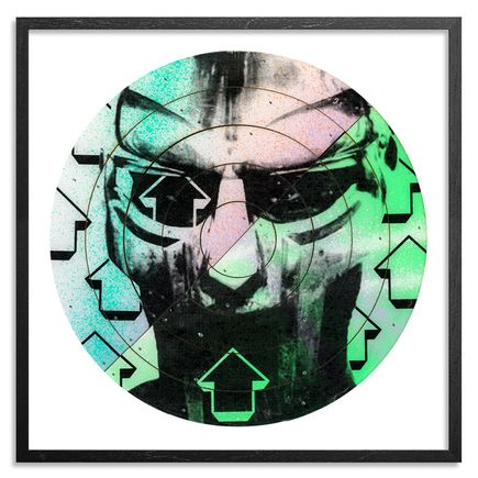 Tavar Zawacki Art Print - Cut The Record - MF Doom - Limited Edition Prints