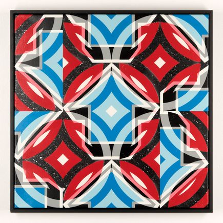 Tavar Zawacki Original Art - Kaleidoscope Night