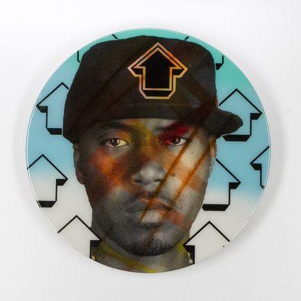 Tavar Zawacki Original Art - Cut The Record - Nas - Original Artwork