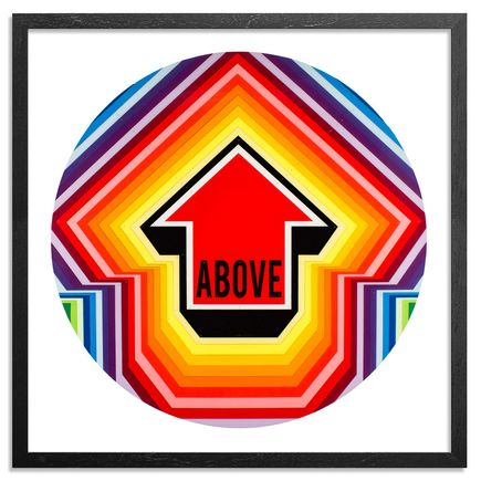 Tavar Zawacki Art Print - Rainbow Pulse