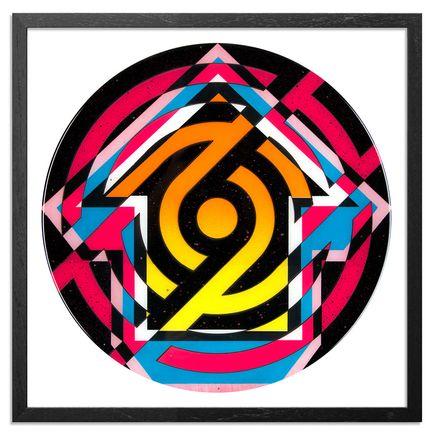 Tavar Zawacki Art Print - Lock - Detroit Edition - 01
