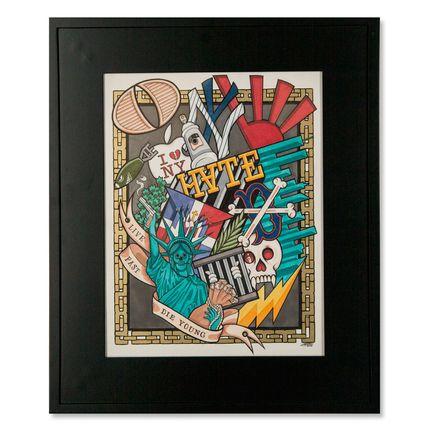 Ozbe Original Art - Si Dios Quiere