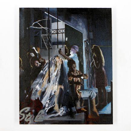 Adam Caldwell Original Art - Bandelion: Mirror
