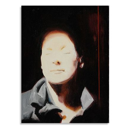 Adam Caldwell Original Art - Capgras Delusion