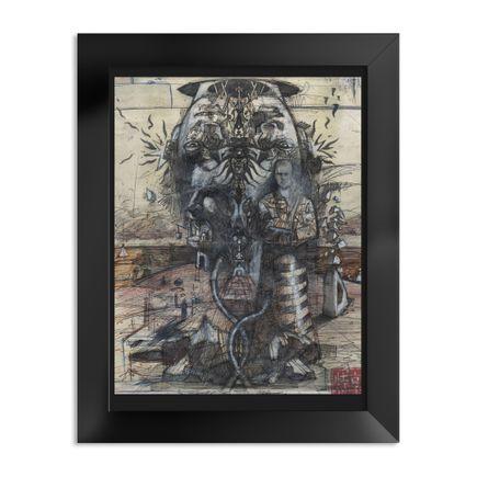 Adam Caldwell Original Art - Heirophant