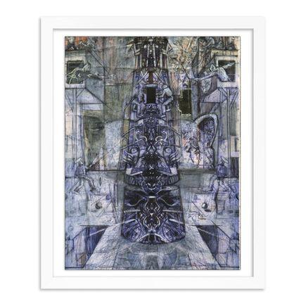 Adam Caldwell Original Art - The Tower