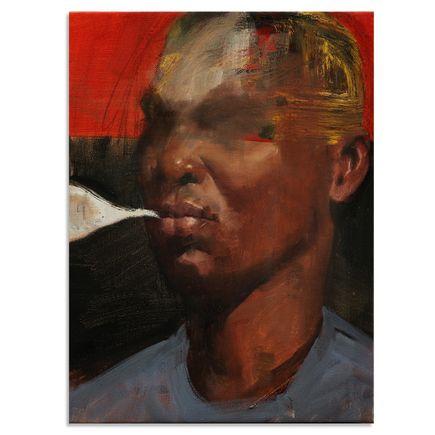 Adam Caldwell Original Art -  The Word