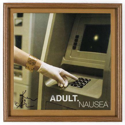 Kuperus & Miller Original Art - Adult. Nausea